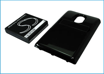 Samsung SPH-D710 3400mAh Replacement Battery
