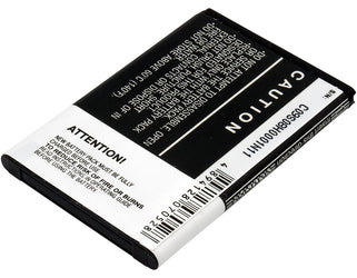 Samsung 4G LTE Mobile Hotspot Droid Charge 1750mAh Replacement Battery
