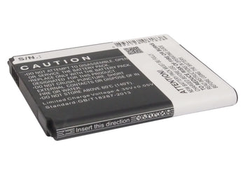 Samsung Ativ S Neo Cronus LTE SGH-i187 SPH-i800 SP Replacement Battery