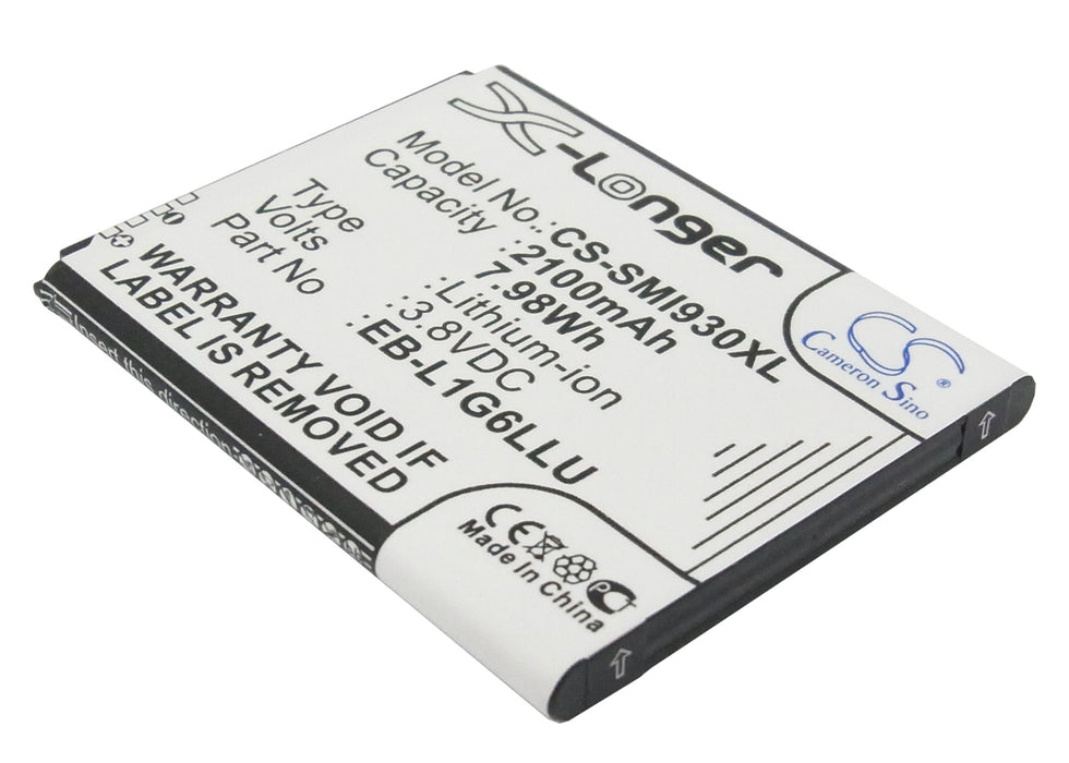 Samsung SGH-iT999 SHW-M440S Galaxy S III LTE Galaxy S3 2100mAh Battery