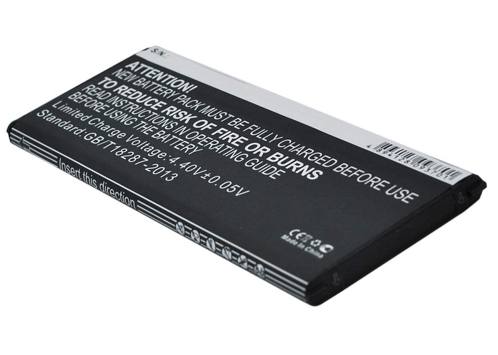 Samsung Galaxy Note 4 SM-N910A SM-N910C SM 2800mAh Replacement Battery