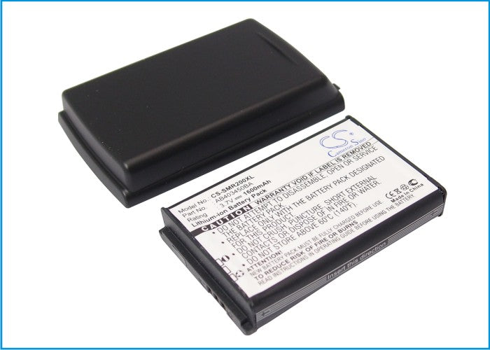 Samsung SCH-R200 Extended With Black Cover Back Cover Battery