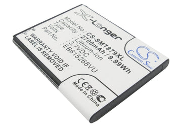 Telstra Galaxy Note GT-N7000B Next G 2700mAh Replacement Battery