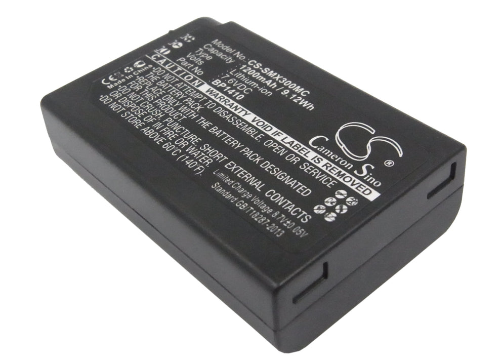Samsung NX30 WB2200 WB2200F Replacement Battery