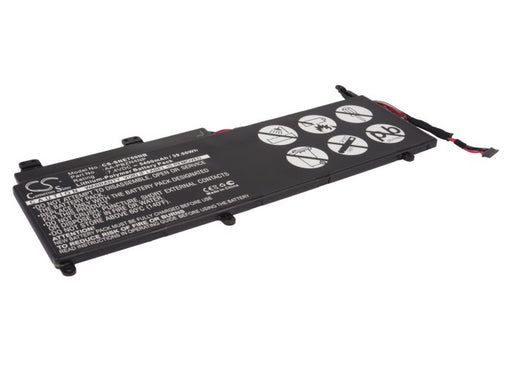 Samsung 700T Series 7 Slate series 7 Slate XE700 S Replacement Battery
