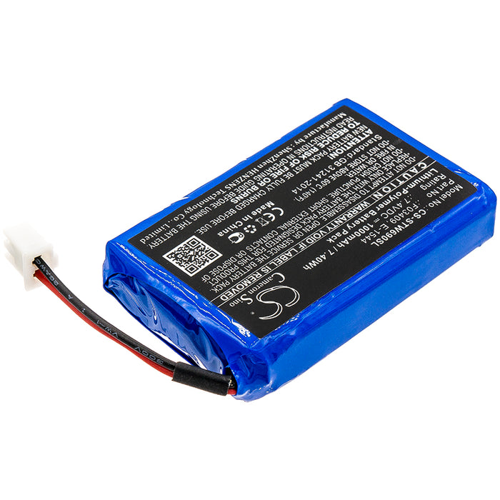 Satlink WS-6906 WS-6908 WS-6909 WS-6912 WS-6912 Di Replacement Battery