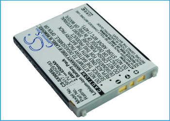 Sharp 906H 906I SH906I Replacement Battery
