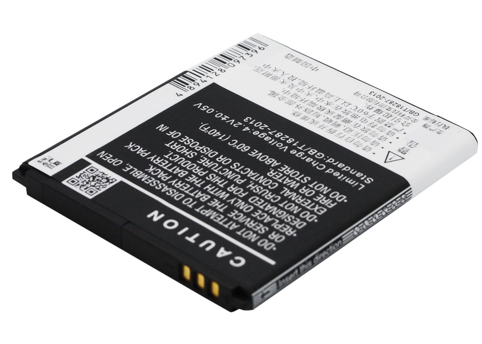 TCL J636D Replacement Battery