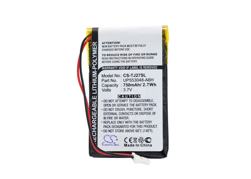 Sony Clie PEG-TJ27 Clie PEG-TJ37 Replacement Battery