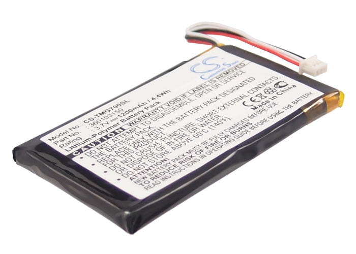 TomTom Go 7000 Go 7000 HD GO7000 GO7000 HD Replacement Battery