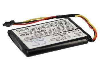 TomTom 340S LIVE XL 4EG0.001.08 One XL 340 One XL  Replacement Battery
