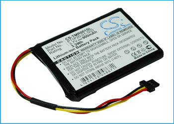 TomTom One XXL 540S Route XL XXL 540M XXL 540S XXL Replacement Battery