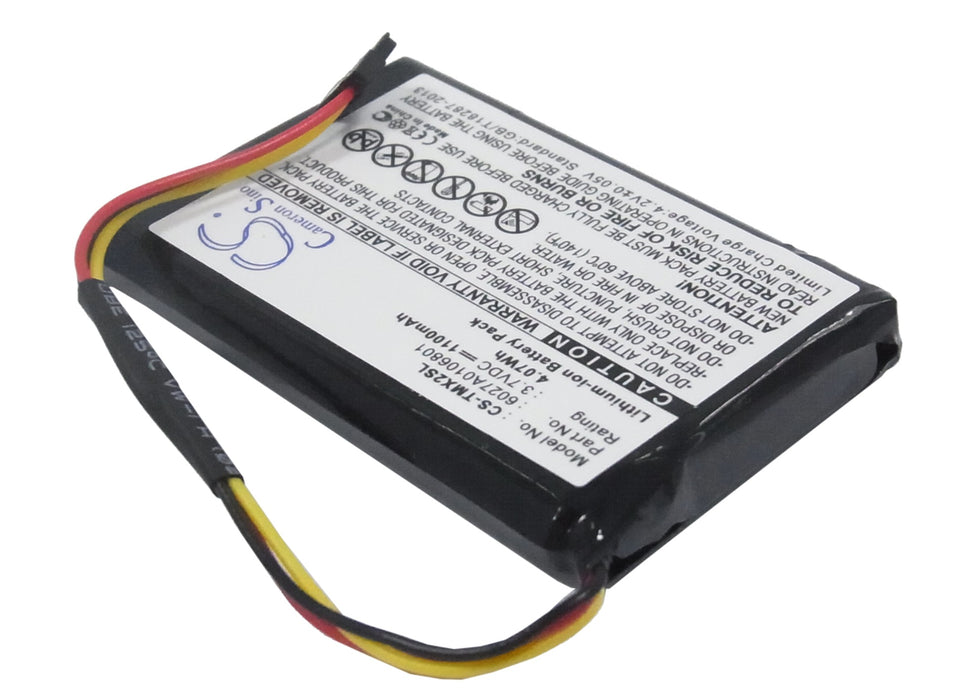 TomTom 4ET0.002.02 4ET03 XL Holiday XL IQ XL Live  Replacement Battery