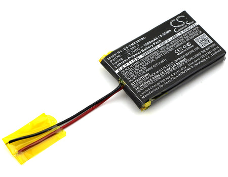 Teleradio TG-TX-MNL Replacement Battery