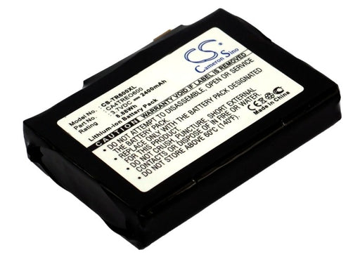 Palm Treo 600 Treo 610 2400mAh Replacement Battery
