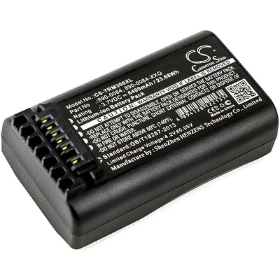 Trimble TS635 TS635 Total Station TS662 TS 6400mAh Replacement Battery