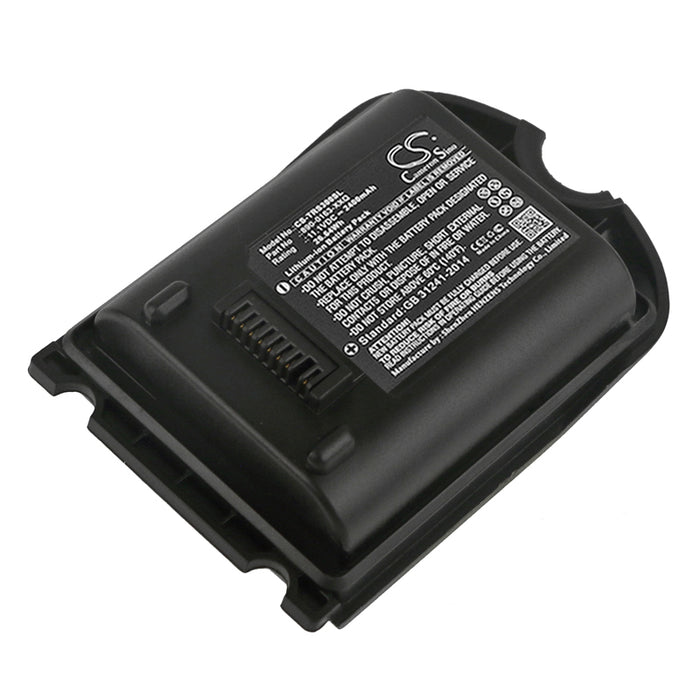 Spectra Precision Ranger 3 Ranger 3L Range 2400mAh Replacement Battery