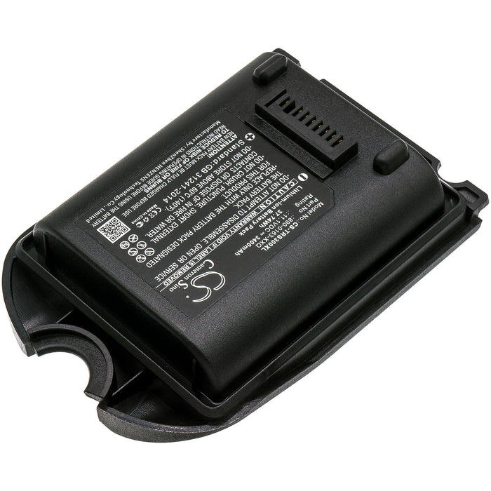 Spectra Precision Ranger 3 Ranger 3L Range 3400mAh Replacement Battery