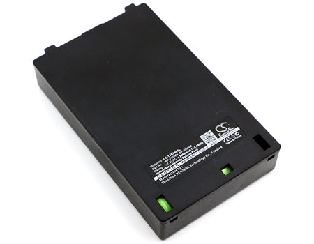 TELEX RKP-4 TR-1 TR-700 TR-800 TR-80N TR-825 TR82N Replacement Battery