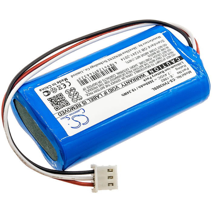 Televes H30FLEX Replacement Battery