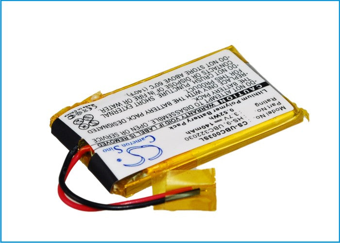 Ultralife UBC322030 UBP008 Battery