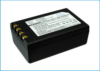 Unitech PA968II Replacement Battery