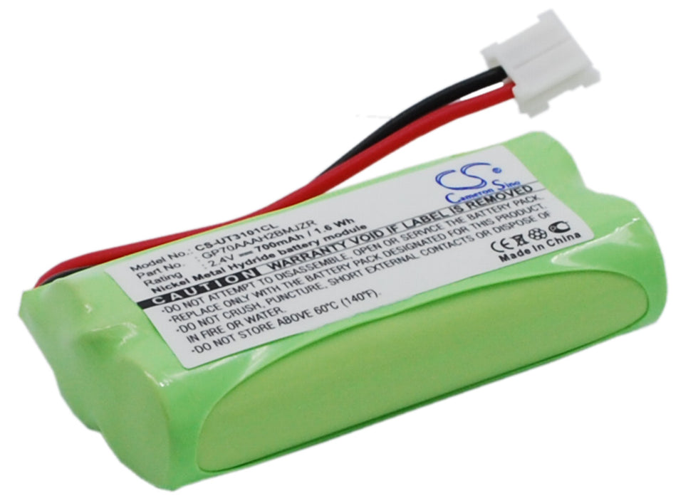 GE 25210 2-5210 25250 2-5250 25423 2-5423 25424 2- Replacement Battery