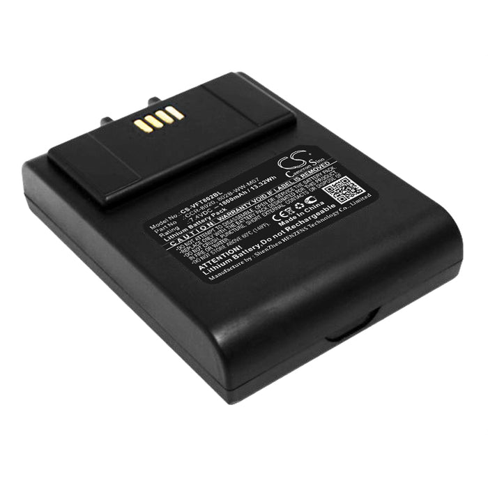 VeriFone Nurit 8020 802B-WW-M05 Battery