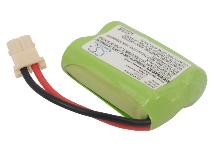 Vtech VT2032 VT2032WT VT2032RD Replacement Battery