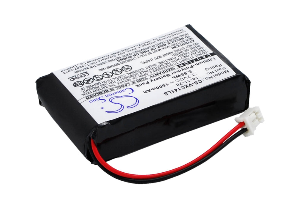 Vancouver Vancouver/XC-141K Replacement Battery