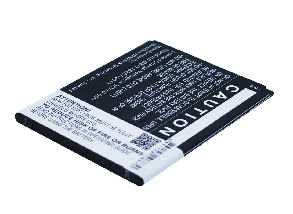 Wiko N300 Slide Slide 4GB Replacement Battery