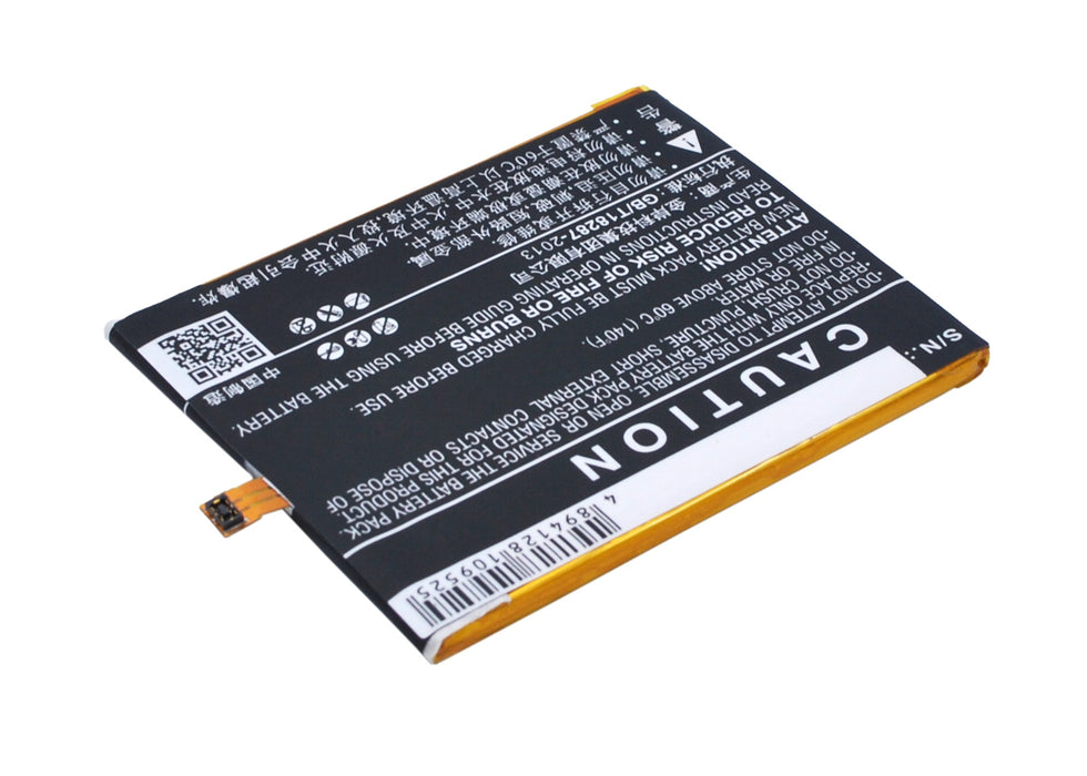 ZOPO 8510 ZP1000 Replacement Battery