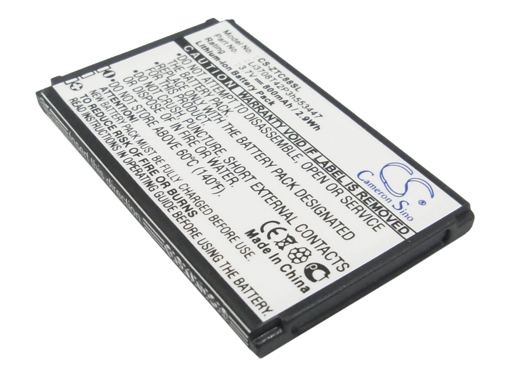 AT&T F160 Replacement Battery