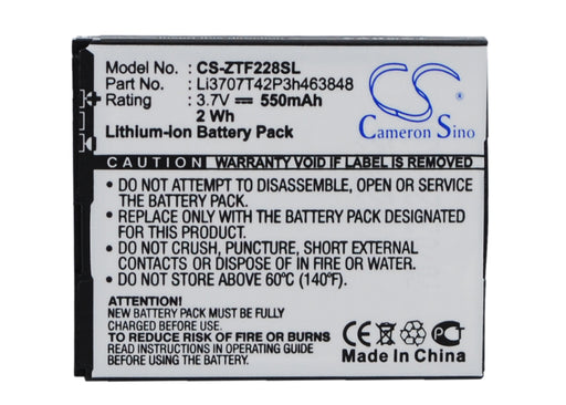 BenQ 228 T60 Replacement Battery