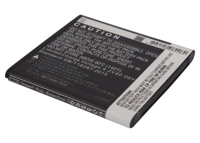ZTE N795 U791 Replacement Battery