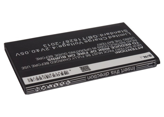 ZTE U809 V809 1200mAh Replacement Battery