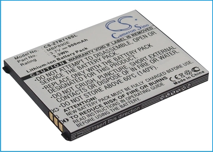 ZTE R710 Replacement Battery
