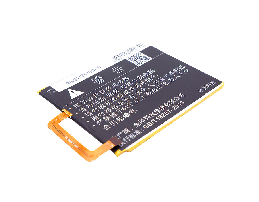 ZTE Blade A2 Blade V7 BV0720 Small Fresh 4 Small F Replacement Battery