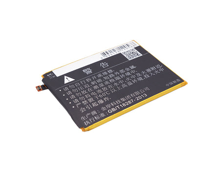 Cricket Grand X Max 2 Replacement Battery