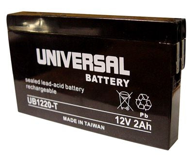 Enersys NP2-12 12V 2Ah Sealed Lead Acid Battery