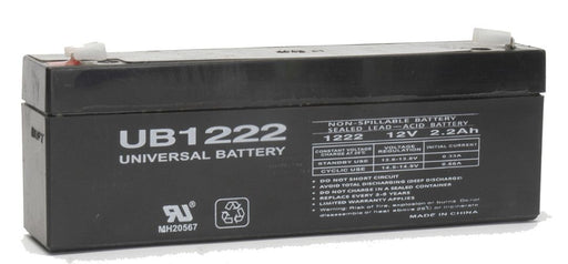 Power Sonic S-1229 12V 2.2Ah UPS Battery