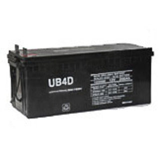UPG 12V 200Ah Sealed Lead Acid - AGM - VRLA Battery - L4
