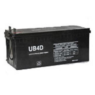 Clary UPS800VA1GSBS 12V 200Ah UPS Replacement Battery