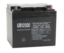 Portalac GS TEV12500 12V 50Ah Emergency Light Battery