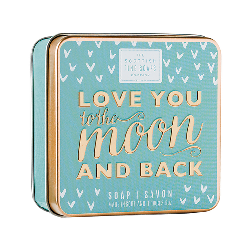 Love You To The Moon And Back - Palasaippua 100g