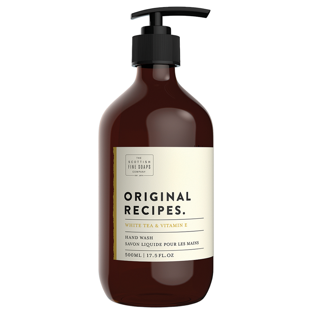 White Tea & Vitamin E Hand Wash 500ml