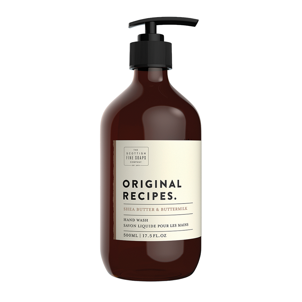 Shea & Buttermilk Hand Wash 500ml