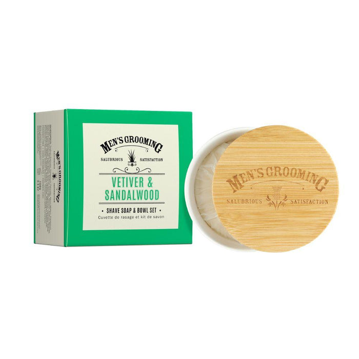 Shave Soap Vetiver&Sandalwood
