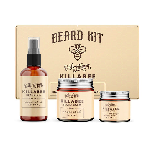 Killabee Beard Kit Natural