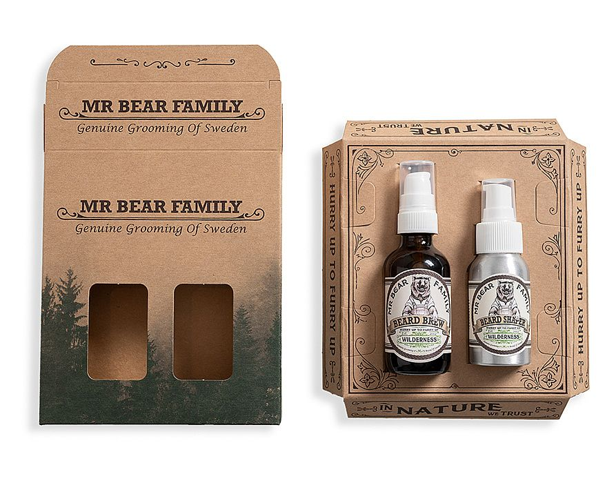 Beard Kit Oil & Shaper